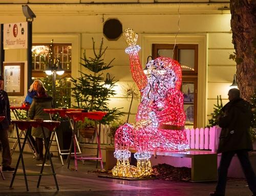 Karitative Weihnachtstombola am 7. und 8. Dezember
