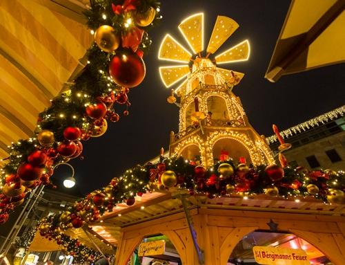 Glutenfreies Angebot auf dem Bochumer Weihnachtsmarkt 2019